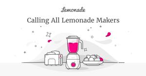 Lemonade Makers - Start your career with Lemonade