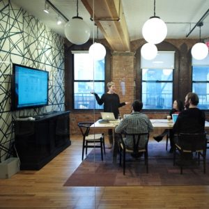 Lemonade's NYC office