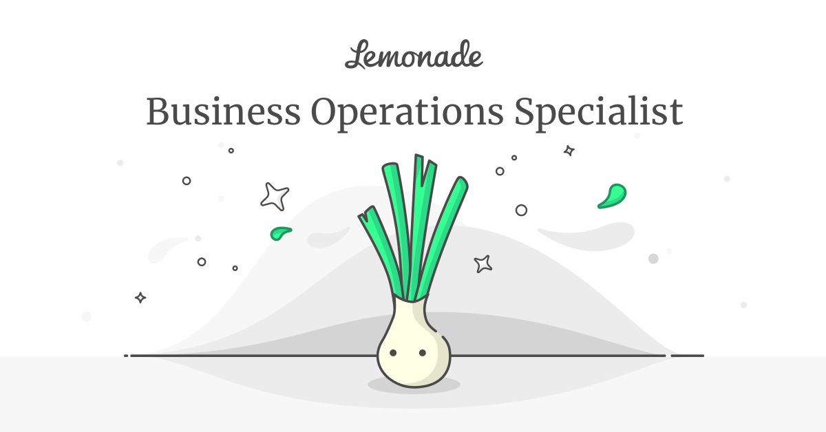 Lemonade Careers   Join Our Team of Makers in NYC or TLV